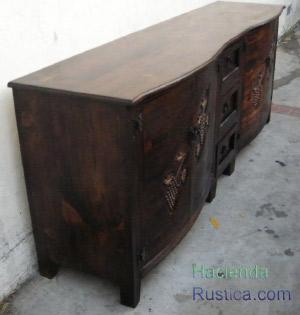 double uvas dresser