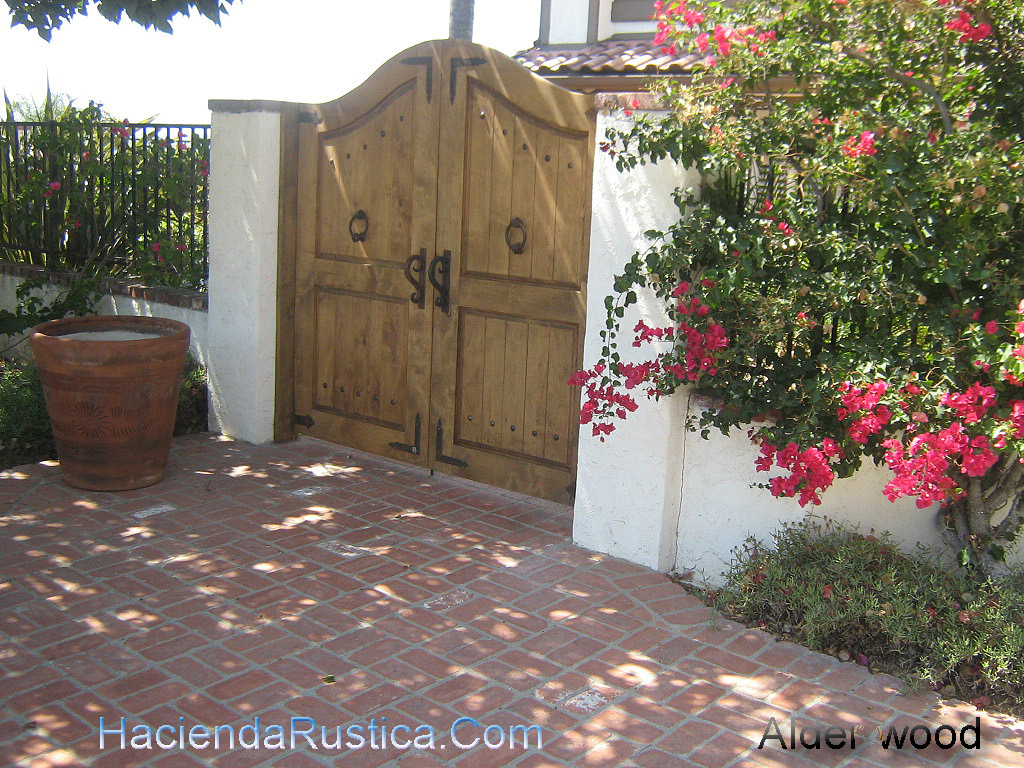 We Are Mexican Hacienda Door Manufacturers. No Need For A Distributor Or  Dealer.