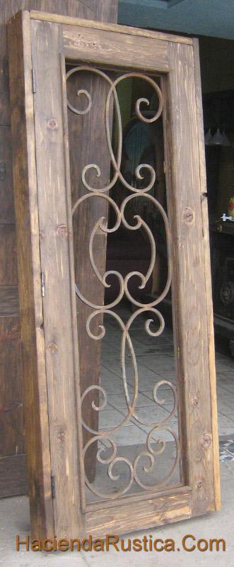 Incroyable Alder Double Door